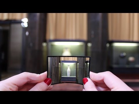 از دوربین انعطاف پذیر تا استفاده از LED روی پوست
