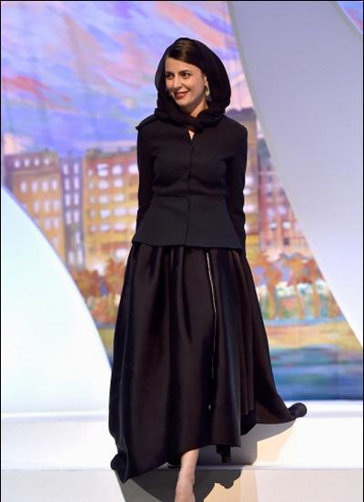 لباس بازیگران زن ایرانی در جشنوارههای خارجی +تصاویر