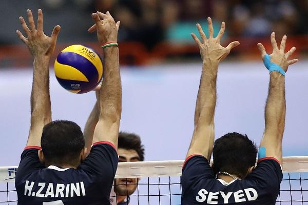 وداع با شکوه ایران با لیگ جهانی