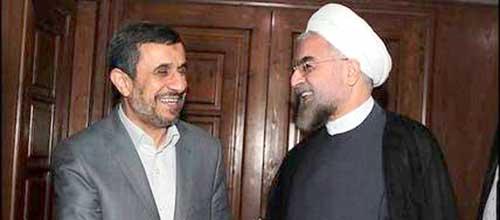 روحانی، احمدی نژاد نیست!