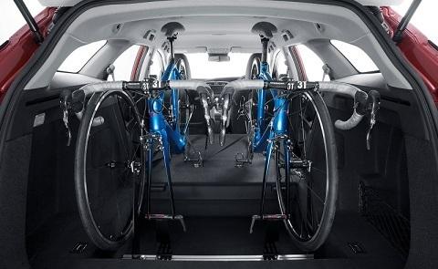 خودرویی ویژه برای دوچرخه سواران/تصاویر
