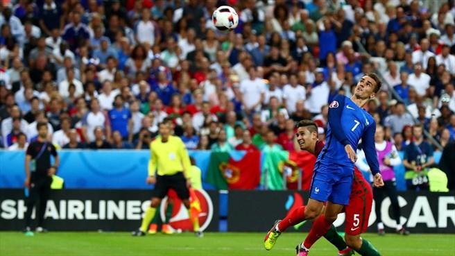 تساوی در پایان 90 دقیقه فینال یورو/ گزارش تصویری