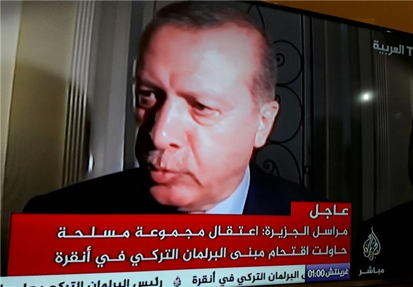 کودتا در ترکیه ناکام ماند/ گزارش تصویری