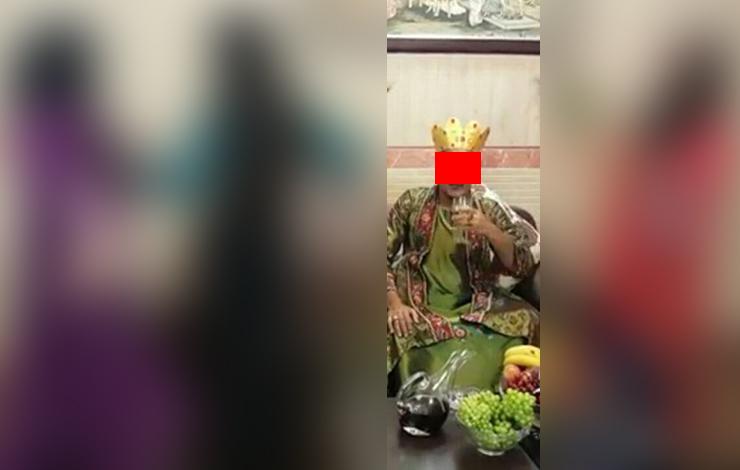 تصاویر/دستگیری پادشاه آبادان برای تهیه فیلمهای مستهجن