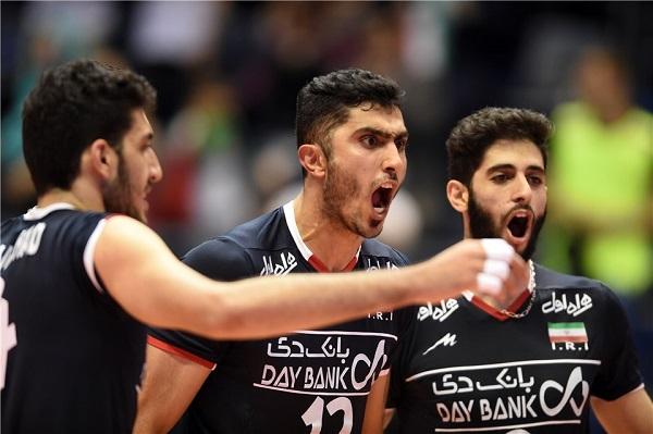 پیروزی ایران با درخشش معنوینژاد