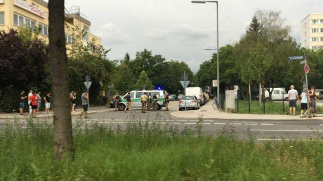تیراندازی مرگبار در مونیخ آلمان