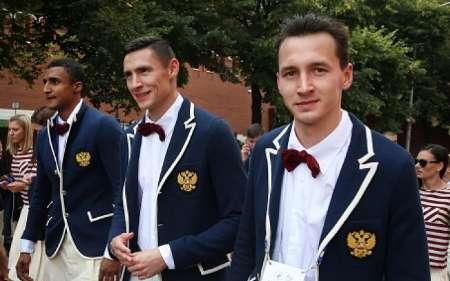 انتقاد از لباس المپیکی روسیه /عکس