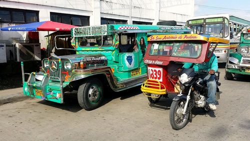 تصاویر/تاکسی های مختلف در کشورهای جهان