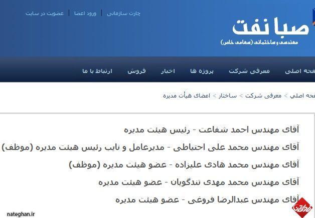 انتصاب مسئولان 4شغله در میراث فرهنگی+سند