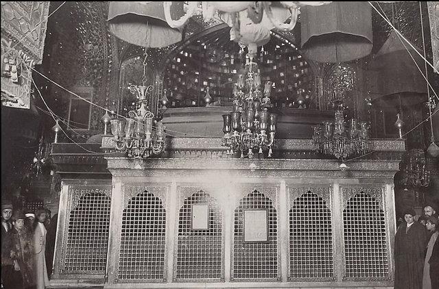 کربلا، یک قرن پیش+ تصاویر