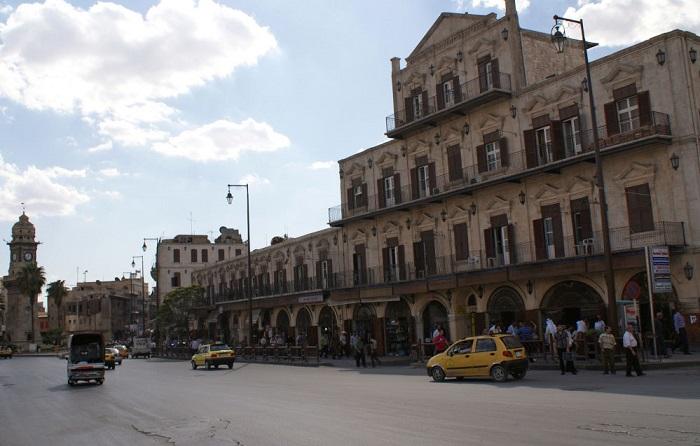 حلب قبل و بعد از جنگ+تصاویر