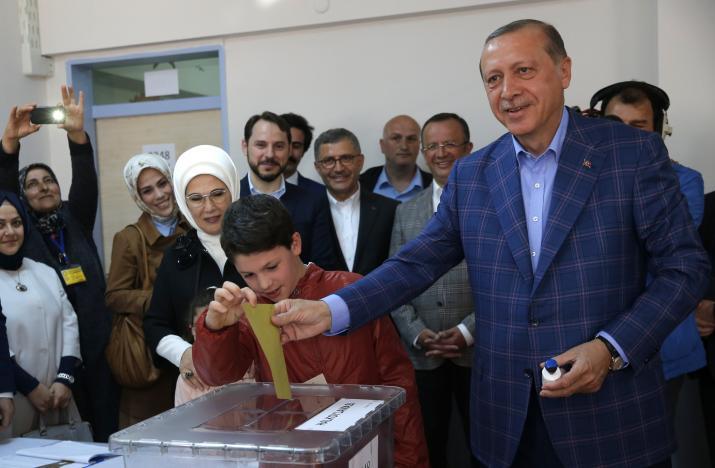 مجوز تداوم حاکمیت اردوغان تا 2029 صادر شد