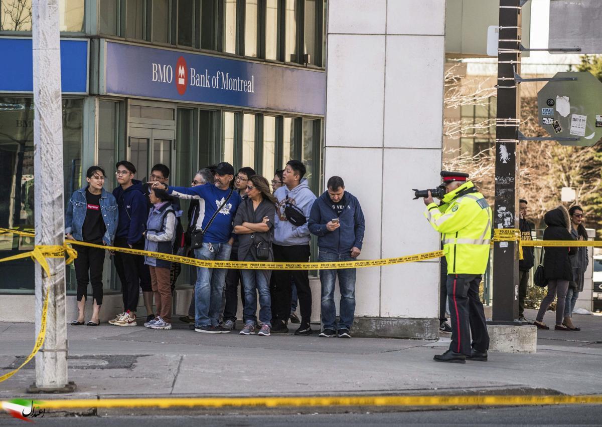26 کشته و زخمی در محله ایرانی های تورنتو